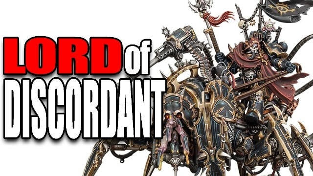 How can it actually be to run a gaming store in 2019? Plus we break down the rules for the new Chaos Lord Discordant.