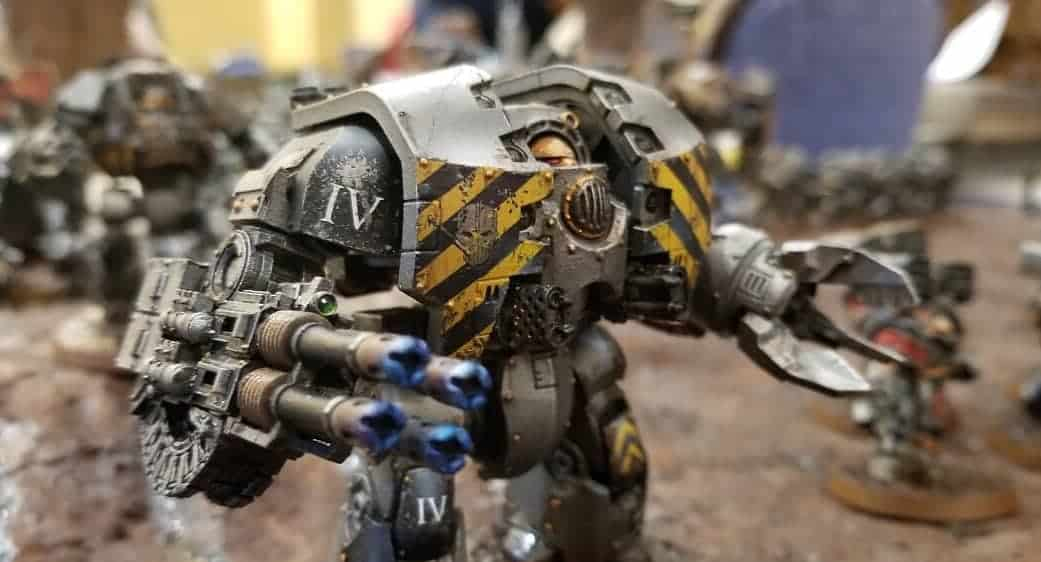 Top Horus Heresy Armies of Adepticon 2019 - Spikey Bits