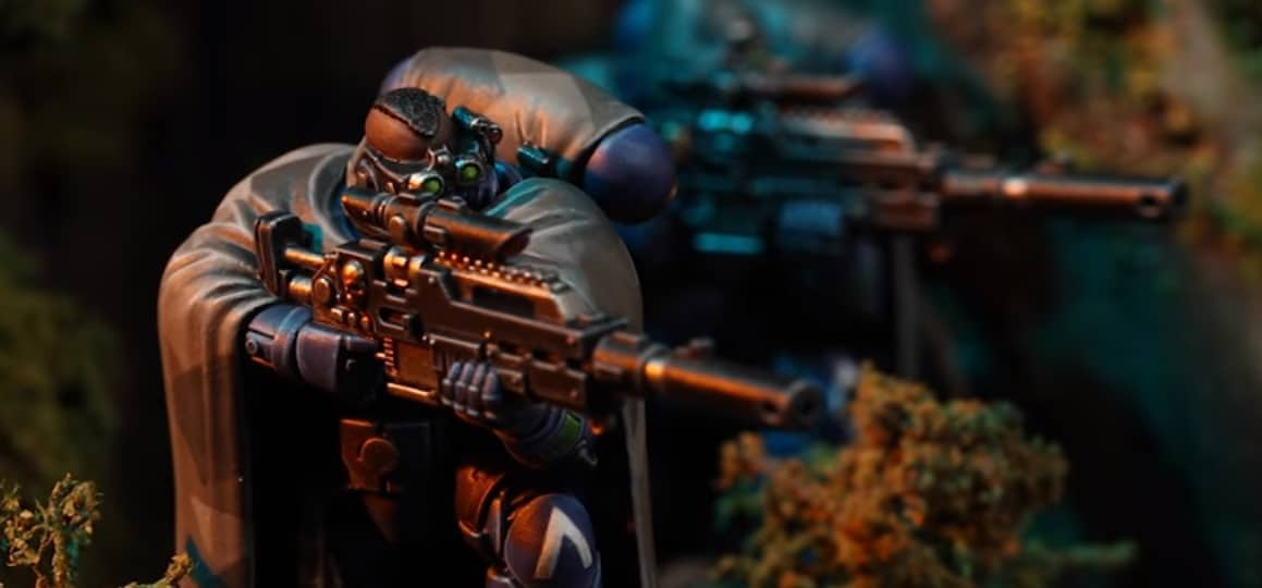 BREAKING: New 40k Release Previews From GAMA & More - Spikey
