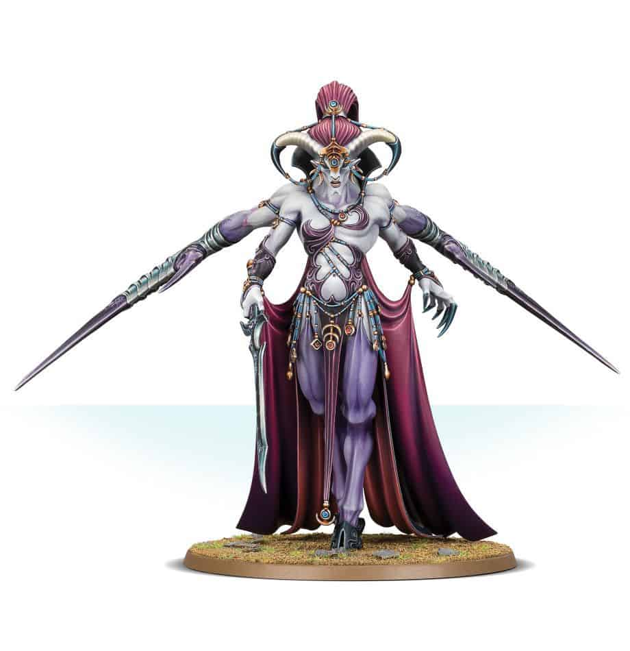 GWs New Chaos Slaanesh Releases Lineup & Pricing - Spikey