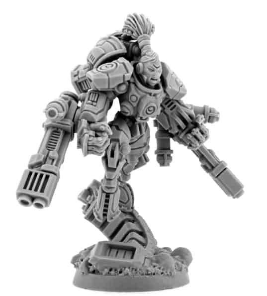 New Greater Good Miniatures From Wargame Exclusive - Spikey Bits
