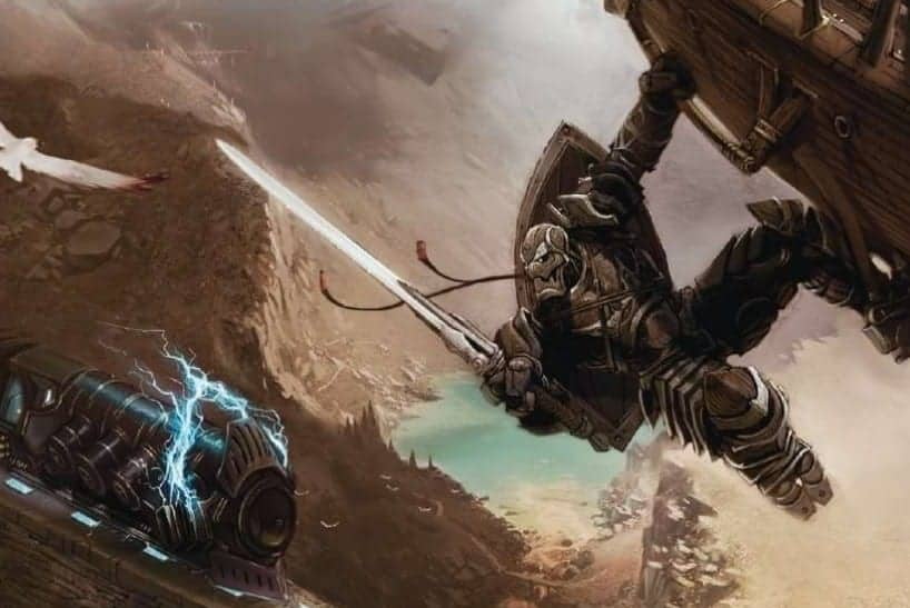 Add Sci-Fi To Your D&D: The Wayfinders Guide To Eberron - Spikey Bits