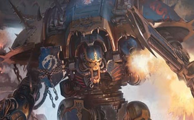 GW Reveals Codex Chaos Renegade Knights & New Models - Spikey Bits