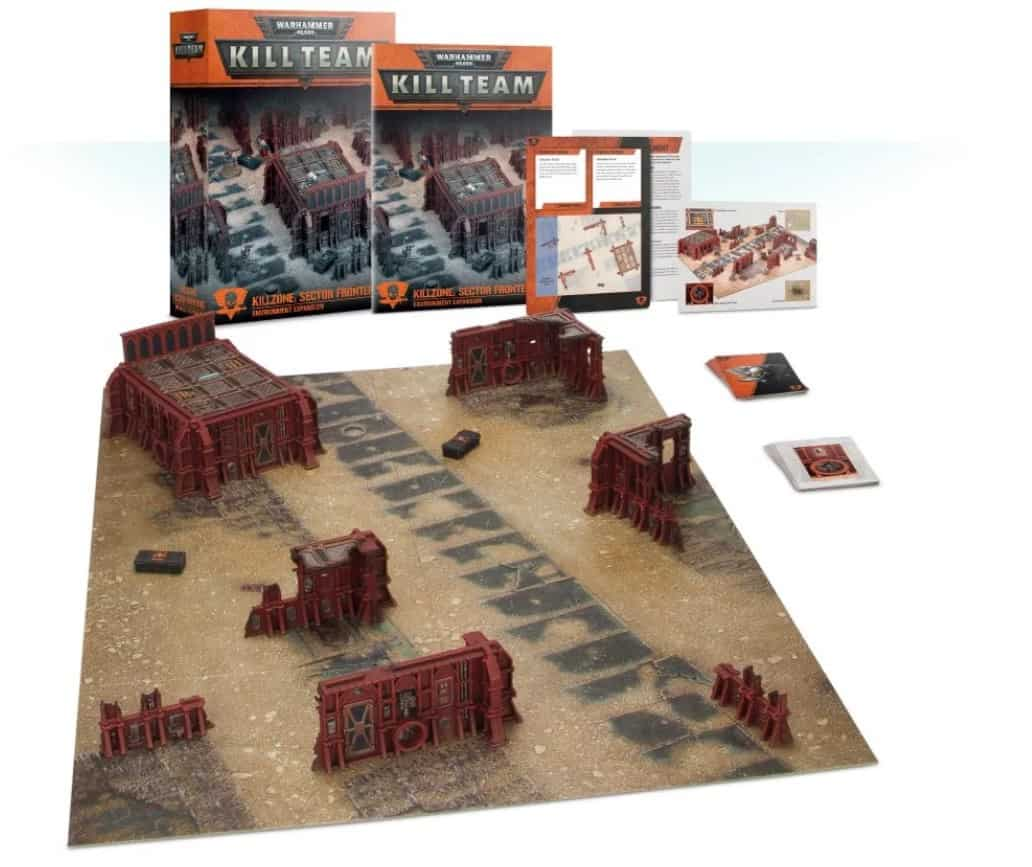 RUMORS: More 40k Kill Team Terrain Coming in May! - Spikey Bits