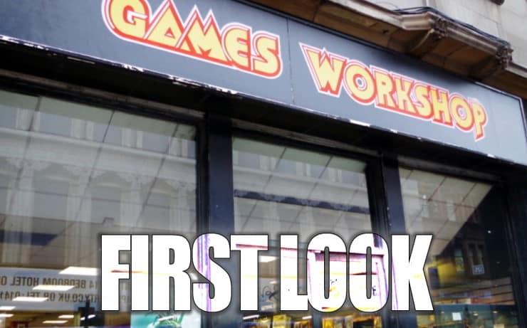 warhammer gw store first look
