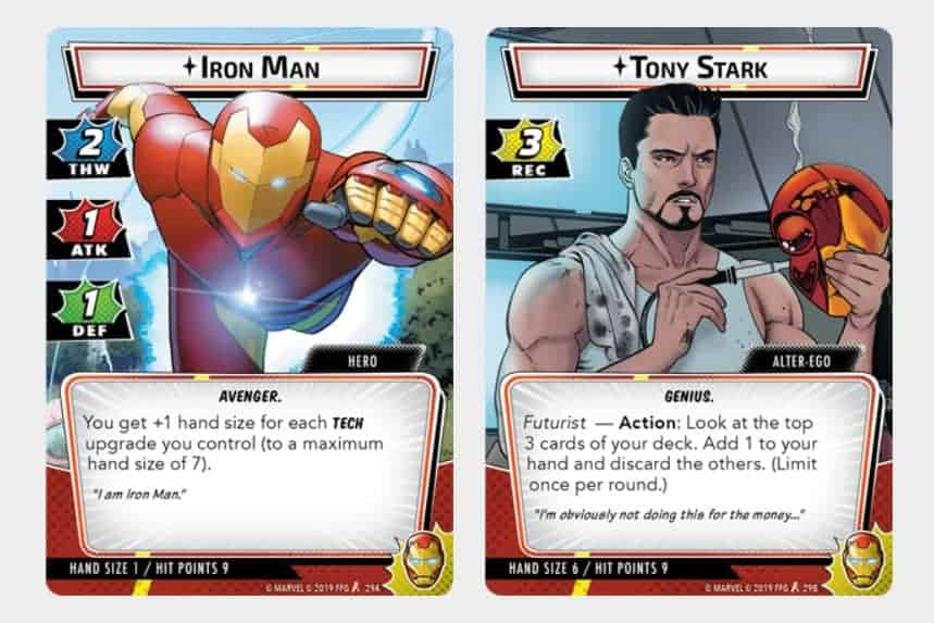 Pre- Order Marvel Champions Card Game From FFG - Spikey Bits