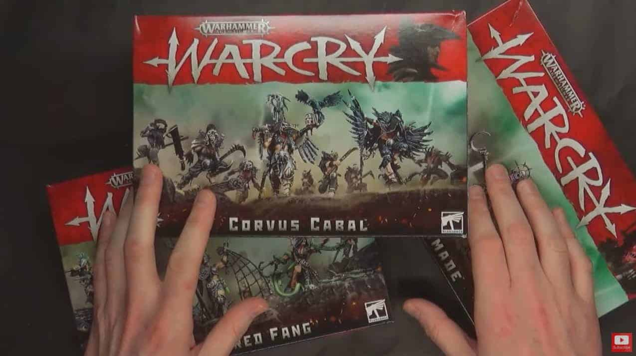 What To Buy Next For Warcry: Unmade, Corvus Cabal & Splintered Fang