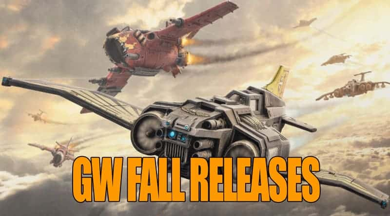 gw fall releases