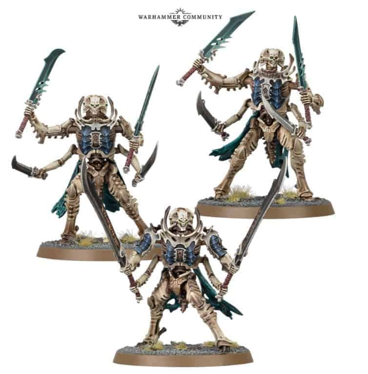 Ossiarch Bonereapers: Age of Sigmar's New Faction REVEALED