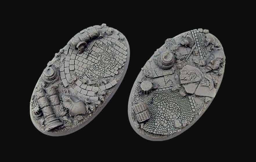 Epic Bases From An Ancient Age From MAS