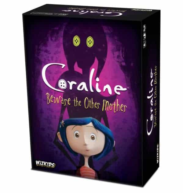 New Coraline Board Game On The Way From Wizkids Spikey Bits