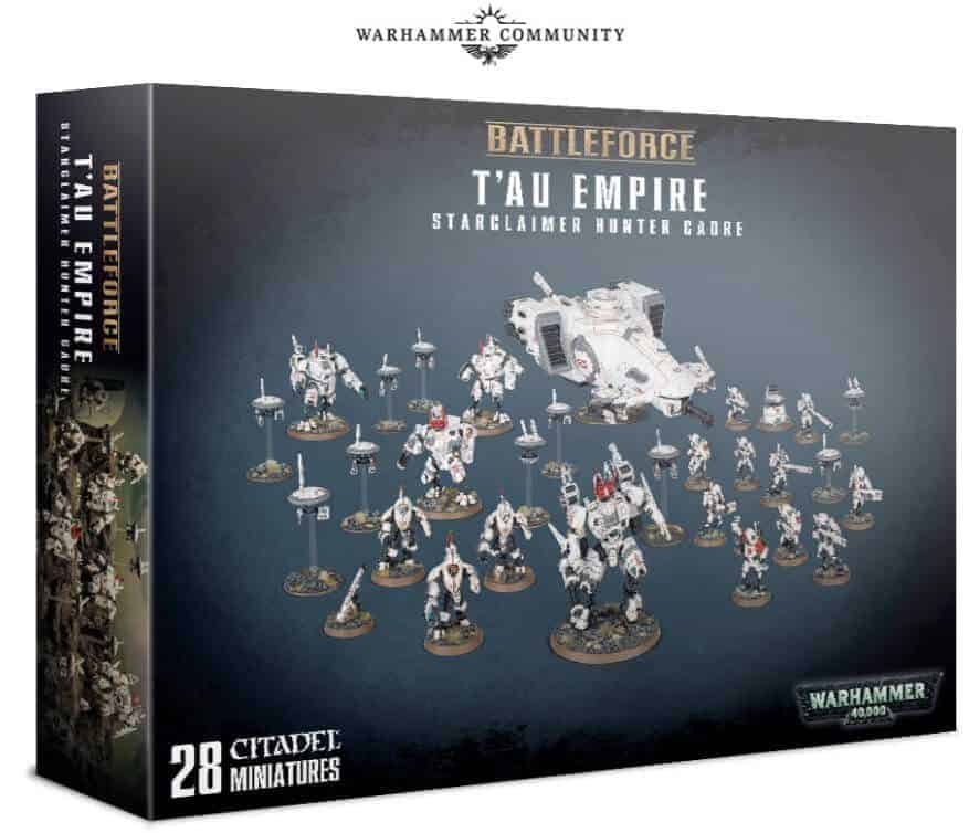 Warhammer Christmas Bundles 2020 2019 AoS & 40k Christmas Battleforce Bundles Values & Savings