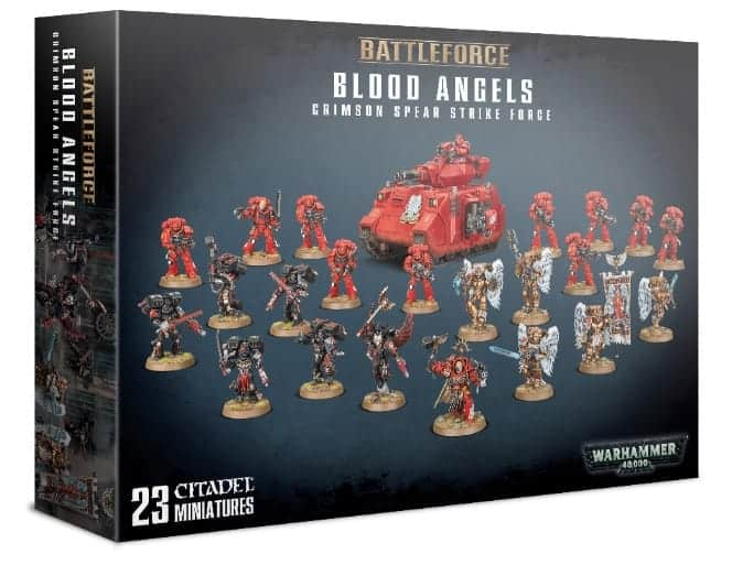 Warhammer Christmas Bundles 2020 2019 40k Christmas Battleforce Bundles Values & Savings   Spikey Bits